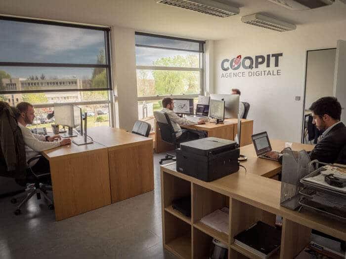 COQPIT Agence Digitale à Clermont-Ferrand
